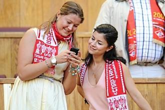 Динара Сафина болеет за «Спартак» и пишет в Twitter