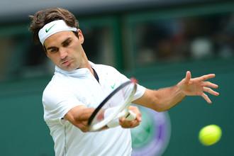 Роджер Федерер может выиграть £100 тыс. для голодающих