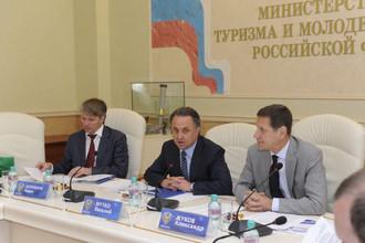 Виталий Мутко и Александр Жуков рассказали о подготовке к Олимпиаде