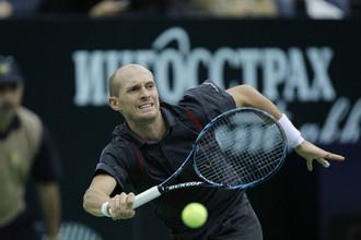 Трехкратный победитель Кубка Кремля Николай Давыденко покидает турнир