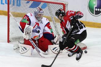 «Авангард» одолел «Локомотив» во второй раз в сезоне