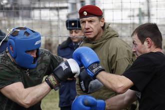 Экзамен в спецназ довел боксера до смерти