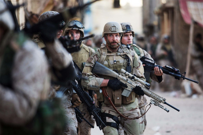 «Снайпер» («American Sniper»)