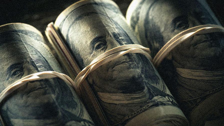 Внешний долг России достиг почти полтриллиона долларов