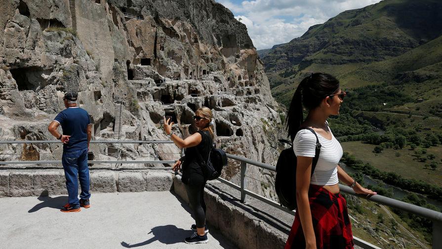 Грузия отказалась гарантировать безопасность туристов из России