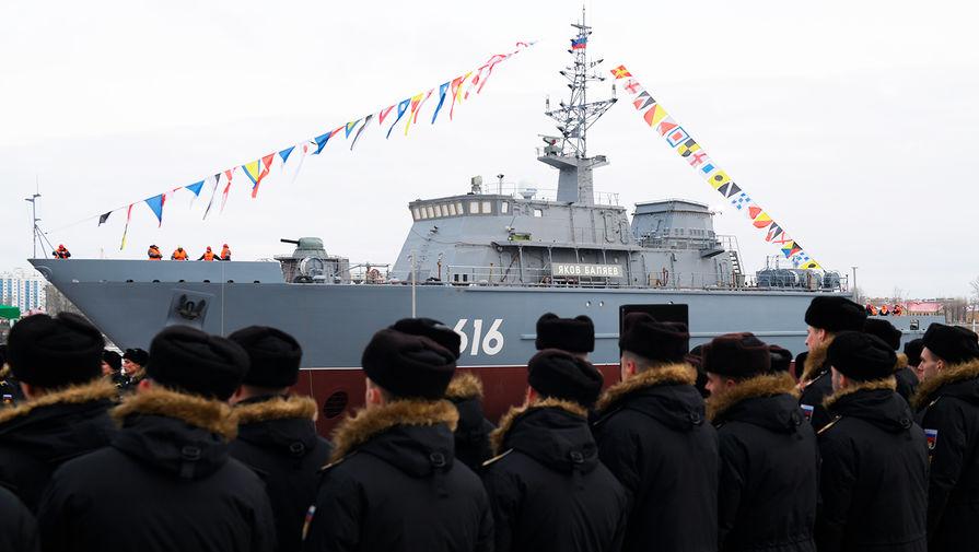 Возвращаемся в океан: каким был 2020 год для флота России