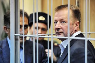 Хамовнический суд продлил арест гендиректору «Славянки» Александру Елькину