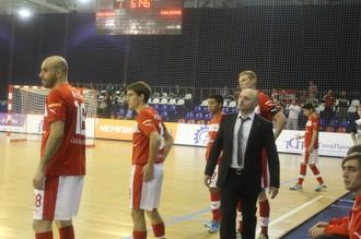 Бывший игрок «Спартака» Бесо Зоидзе побеждает с командой уже в качестве тренера
