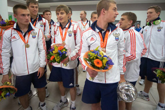 Юношеская сборная России едет на чемпионат мира в ранге сильнейшей команды Европы
