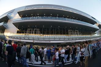 «Сочи Автодром» в преддверии Гран-при России