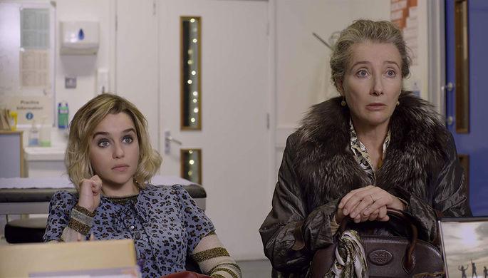 Кадр из фильма «Рождество на двоих» (2019)