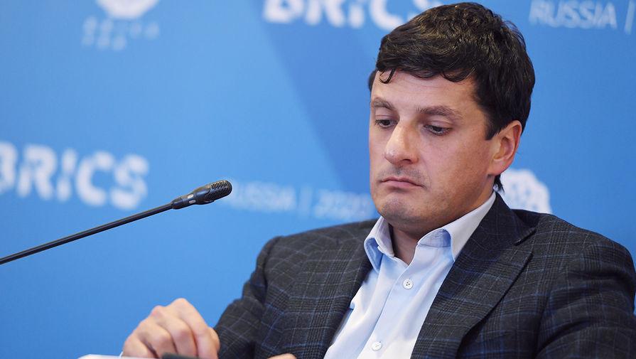 Заместитель министра энергетики РФ Антон Инюцын