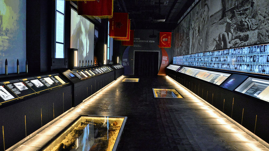 Немецкие кресты и оружие: из музея в Кубинке исчезли экспонаты