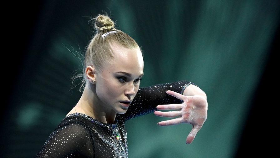 У российской гимнастки потребовали почти 2 млн за музыку для Игр