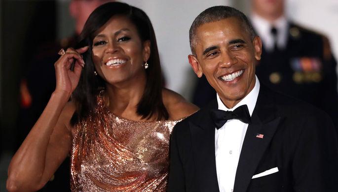 Младшую дочь Барака Обамы осудили за танец без маски