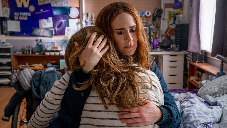 """Тот самый Мюнхгаузен: """"Взаперти"""" — напряженный триллер с Сарой Полсон о спасении от матери"""