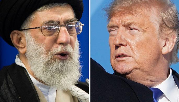 «Осторожнее со словами!» Трамп пригрозил лидеру Ирана
