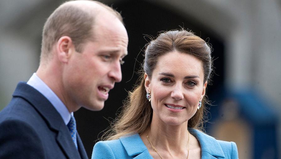 Дети принца Уильяма и Кейт Миддлтон тайно побывали во Франции