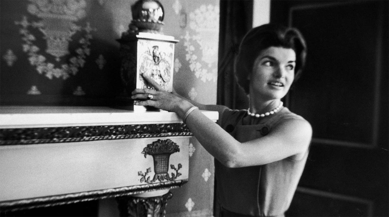 Жаклин Кеннеди в Белом доме