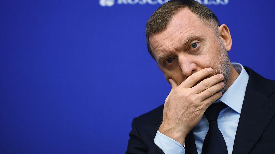Президент, член совета директоров компании «Русал» Олег Дерипаска