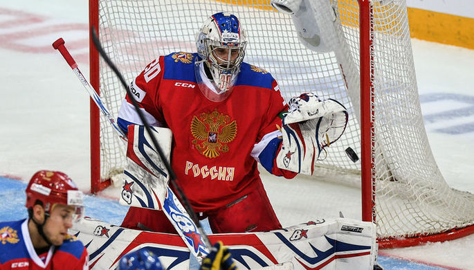 Антон Бурдасов в составе сборной России