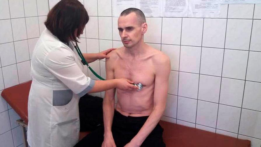 Глава СПЧ рассказал о состоянии Сенцова