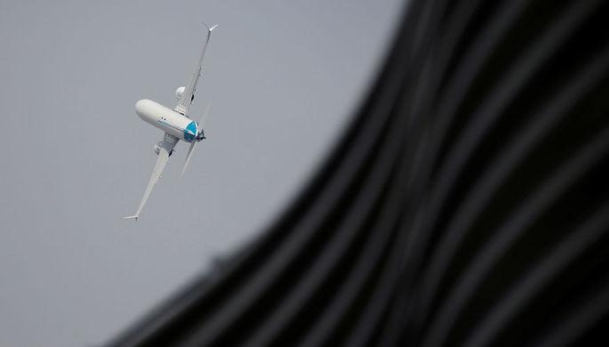 Норвежская авиакомпания потребовала компенсацию из-за приостановки полетов Boeing 737 Max 8