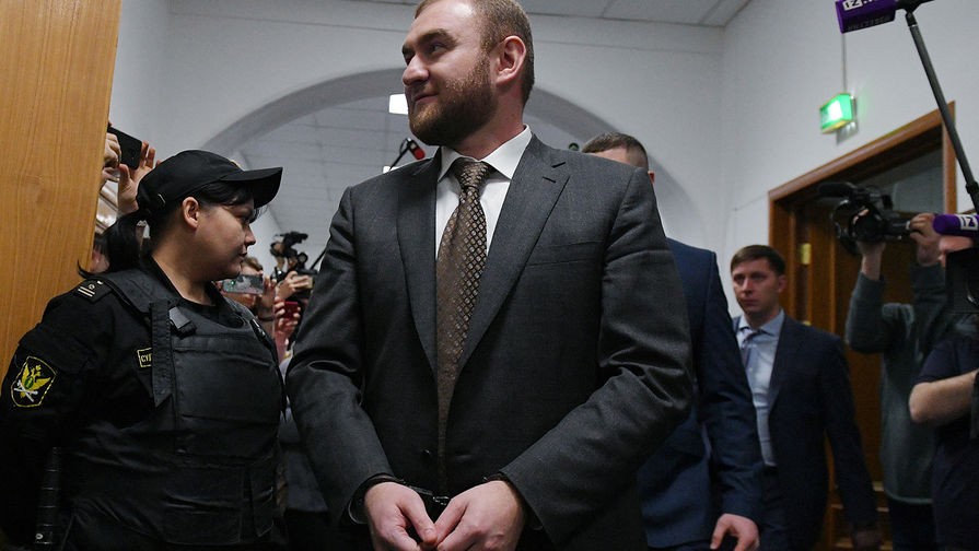 Экс-сенатор Арашуков попросит суд рассмотреть его дело с участием присяжных