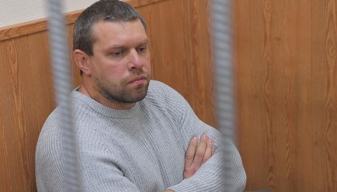 Бывший сотрудник полиции Денис Коновалов