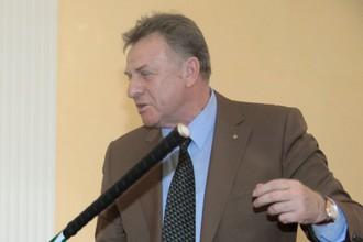 Президент Федерации хоккея на траве России Сергей Чеченков мечтает о тренировочном поле в Сочи