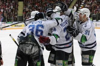 Московское «Динамо» сильно командным духом