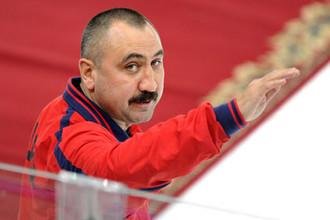 Александр Лебзяк произвел фурор в Минске