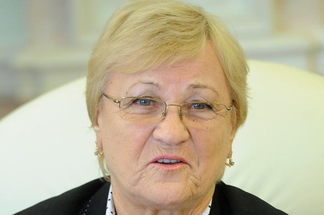 Вера Штельбаумс