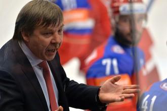 Решение заявить на турнир Александра Овечкина далось Олегу Знарку едва ли не сложнее, чем матч со шведами