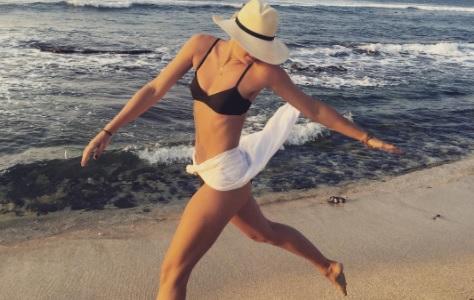 Мария Шарапова в блестящей форме