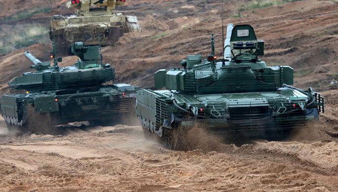 Усилить армию: Норвегию обеспокоили российские танки