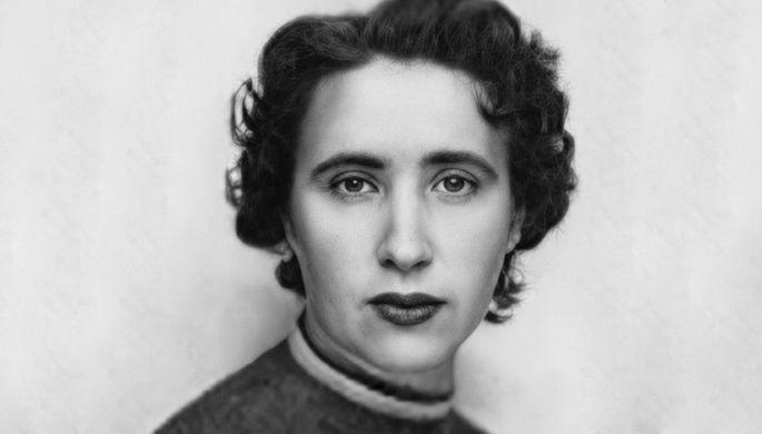 Зинаида Батраева. Париж, 1952 год