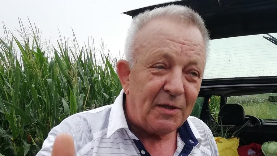 Экс-мэра украинского города уличили в краже лука и капусты