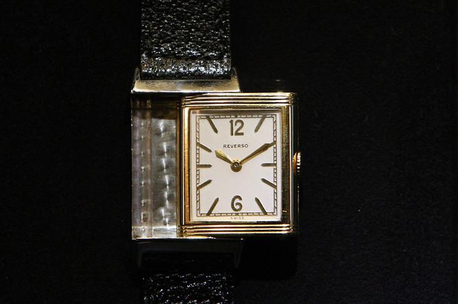 Наручные часы «Reverso», LeCoultre Co, 1931.