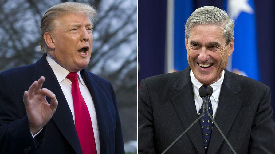 CNN: в США требуют импичмента Трампа после речи спецпрокурора по «российскому делу»