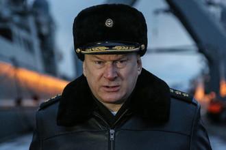 ВМФ России: назначен новый главком