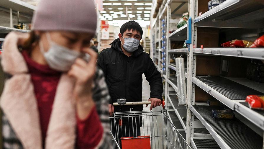 В ООН предупредили о риске дефицита продуктов из-за пандемии