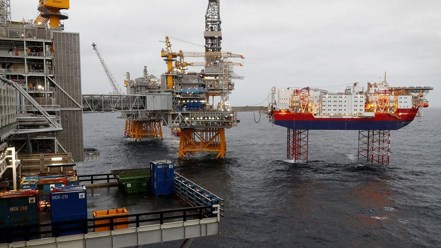 Норвегия может сократить добычу нефти