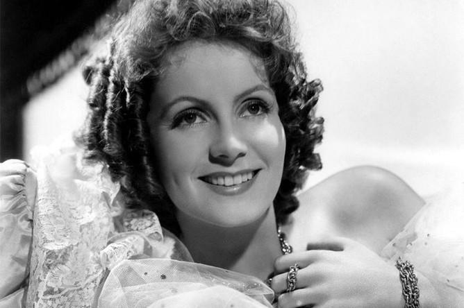 Актриса Грета Гарбо (18 сентября 1905 — 15 апреля 1990)
