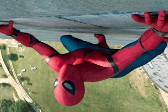 Кадр из фильма «Человек-паук: Возвращение домой» (2017)