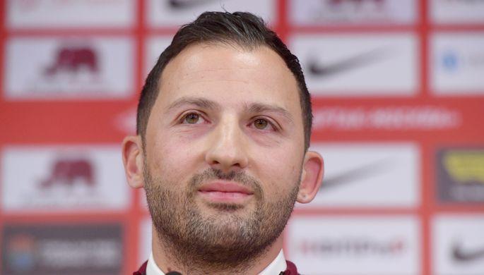 Новый главный тренер «Спартака» Доменико Тедеско