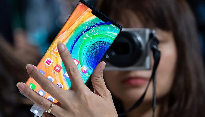 Huawei Mate 30 Pro: съемка без границ