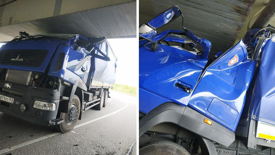 Инцидент с «МАЗом» на Ленсоветской дороге, 3 июля 2020 года