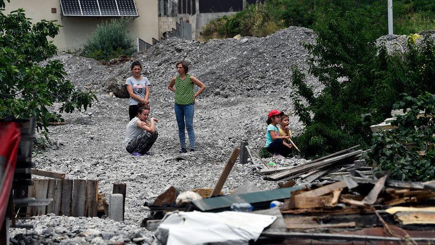 Мэр Ялты предупредила об угрозе оползней после наводнения