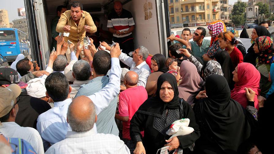 Египту приходится несладко